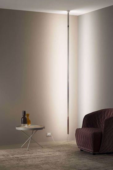 Picture of LINEA LIGHT MA&DE XILEMA HANGING CEILING LAMP LED ALUMINIUM 250CM