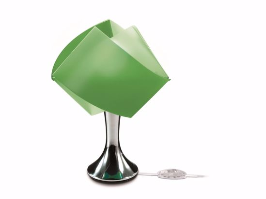 Picture of SLAMP GEMMY MODERN BEDSIDE LAMP GREEN