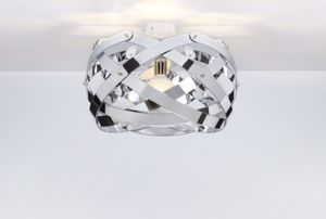 Picture of EMPORIUM CEILING LAMP SMALL 40CM NUCLEA CROMOLITE
