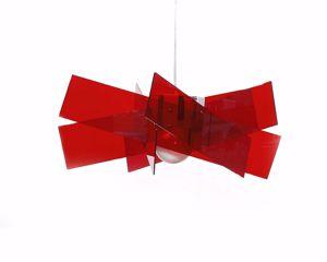 Picture of EMPORIUM SUSPENSION KARTIKA SMALL CM53 RED