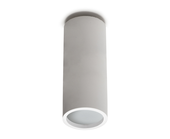 Picture of BELFIORE 9010 GYPSUM CEILING CYLINDER SPOT H20CM