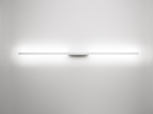 Picture of LINEA LIGHT MA&DE XILEMA ALUMINIUM WALL LAMP LED THIN 149CM