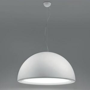 Picture of MA&DE ENTOURAGE P1 MINIMAL PENDANT LIGHT Ø115 5XE27 WHITE GYPSUM DOME