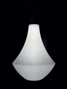 Picture of MA&DE MONARQUE BIG SUSPENSION LED LIGHT Ø58CM GRANULAR POLYCARBONATE
