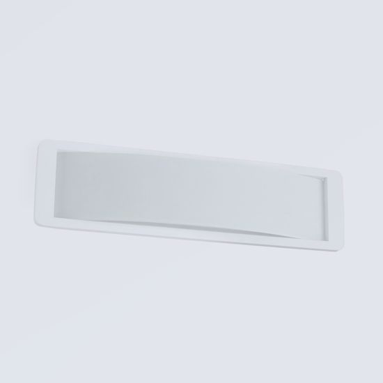 Picture of LINEA LIGHT SOLIDO WALL LAMP 42X11CM WHITE