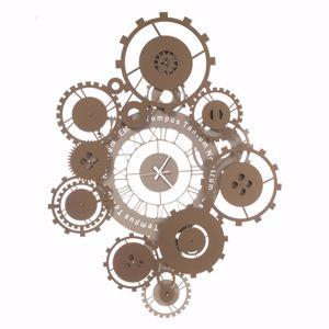 Picture of OROLOGIO DA PARETE TEMPUS ARTI E MESTIERI SABBIA BRONZO 80X100CM