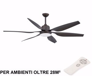 Picture of TILOS CEILING FAN WITH BLADES AND LIGHT