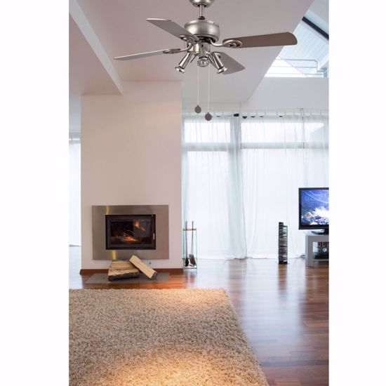 Picture of FARO GALAPAGO CEILING FAN WITH BLADES AND LIGHT