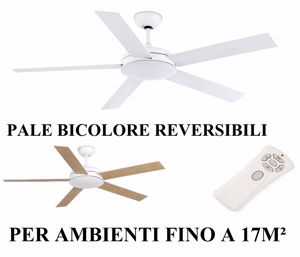 Picture of FARO MODERN CEILING FAN BLADES WHITE
