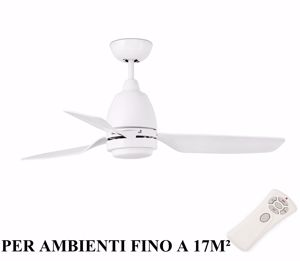 Picture of FARO FOGO CEILING FAN WITH BLADES LED