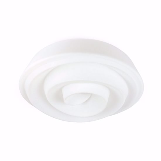 Picture of LINEA LIGHT ROSE MODERN SPIRAL CEILING LAMP Ø50CM