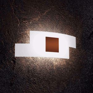 Picture of TOP LIGHT TETRIS COLOR WALL LAMP GLASS CORTEN