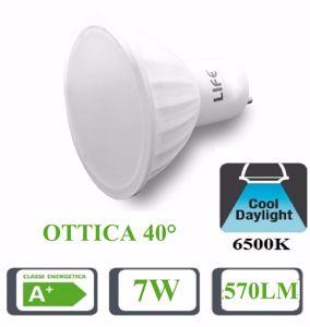 Picture of LIFE LAMPADINA LED 7W OTTICA 40 6500K 570LM BIANCA COD 39910234F