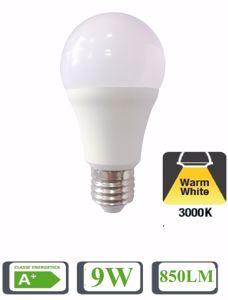 Picture of LIFE LAMPADINA LED E27 9W 3000K GOCCIA 850LM BIANCA 39.920347C