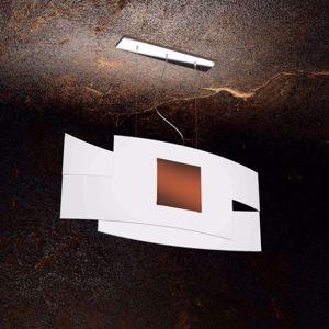 Picture of TOP LIGHT TETRIS COLOR LAMP CM75 GLASS CORTEN DECOR