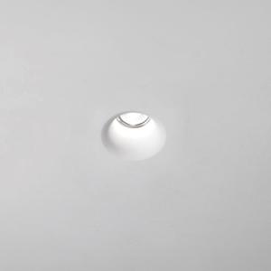 Picture of FARETTO IN GESSO DA INCASSO ROTONDO GU10 LED