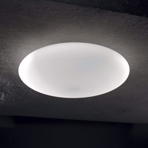 Picture of IDEAL LUX SMARTIES WHITE CEILING LAMP PL2 D40