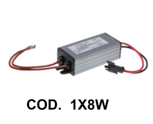 Picture of KELVIN LED DRIVER ALIMENTATORE 8X1W