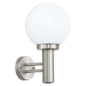 Picture of EGLO NISIA OUTDOOR SPHERE WALL LAMP Ø20CM