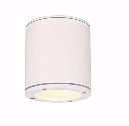 Picture of LED CEILING SPOT WHITE CYLINDER IP44 FOR OUTDOOR OR BATHROOM