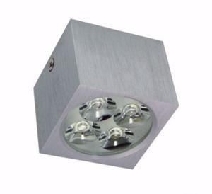 Picture of SIKREA LED TINY/A30 RECESSED SPOTLIGHT ALUMINIUM 4W 3000K