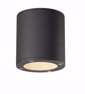Picture of LED CEILING SPOT FOR BATHROOM OR OUTDOOOR IP44 IN ANTHRACITE COLOUR