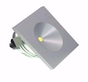 Picture of SIKREA LED LUK/QA30 RECESSED LED SPOTLIGHT ALUMINIUM 1W 3000K