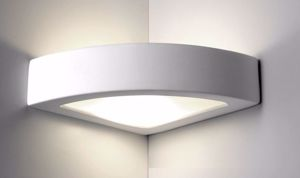 Picture of APPLIQUE ANGOLARE LED 12W 3000K BIANCA MODERNA