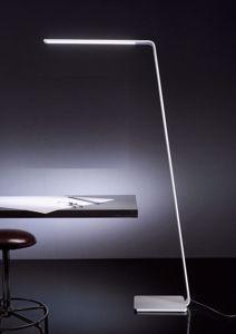 Picture of LINEA LIGHT MA&DE LAMA WHITE FLOOR LAMP LED BI-EMISSION