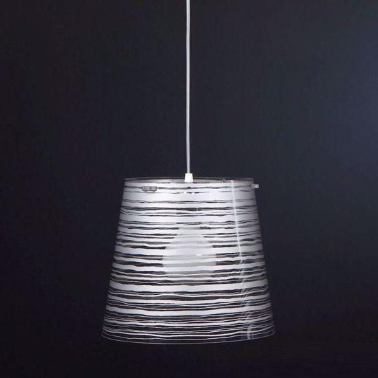 Picture of PENDANT LIGHT EMPORIUM SMALL PIXI 30 SILVER