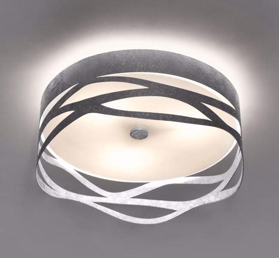 Picture of CEILING LAMP MODERN DESIGN Ø60CM TOTAL WHITE