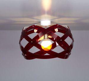 Picture of EMPORIUM CEILING LAMP NUCLEA MEDIUM 53CM RED
