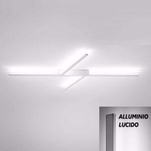 Picture of LINEA LIGHT MA&DE XILEMA LED WALL OR CEILING LAMP ALUMINIUM