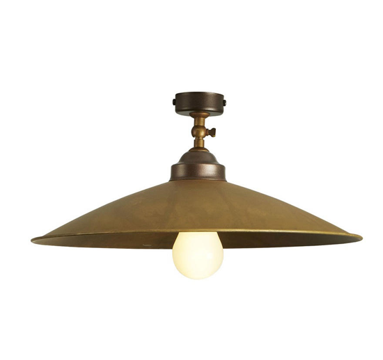 Picture of GIBAS RUA RUSTIC WALL LAMP IN METAL 39CM