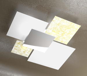 Picture of TOP LIGHT SHADOW CEILING LAMP 71CM GOLD LEAF
