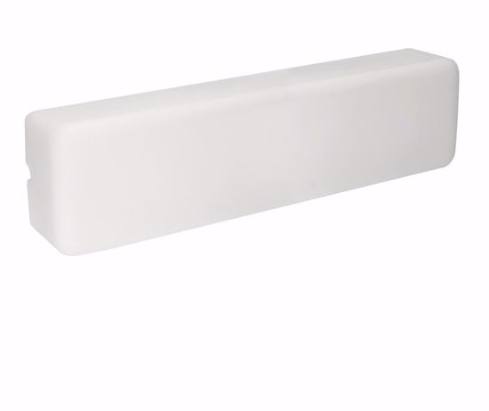 Picture of LINEA LIGHT MYWHITE OUT RECTANGULAR OUTDOOR LAMP 50CM 17W