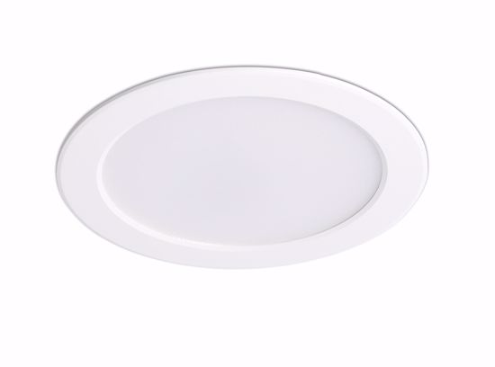 Picture of FARO TED RECESSED ROUND LED 15W IP44 WHITE FOR BATHROOM
